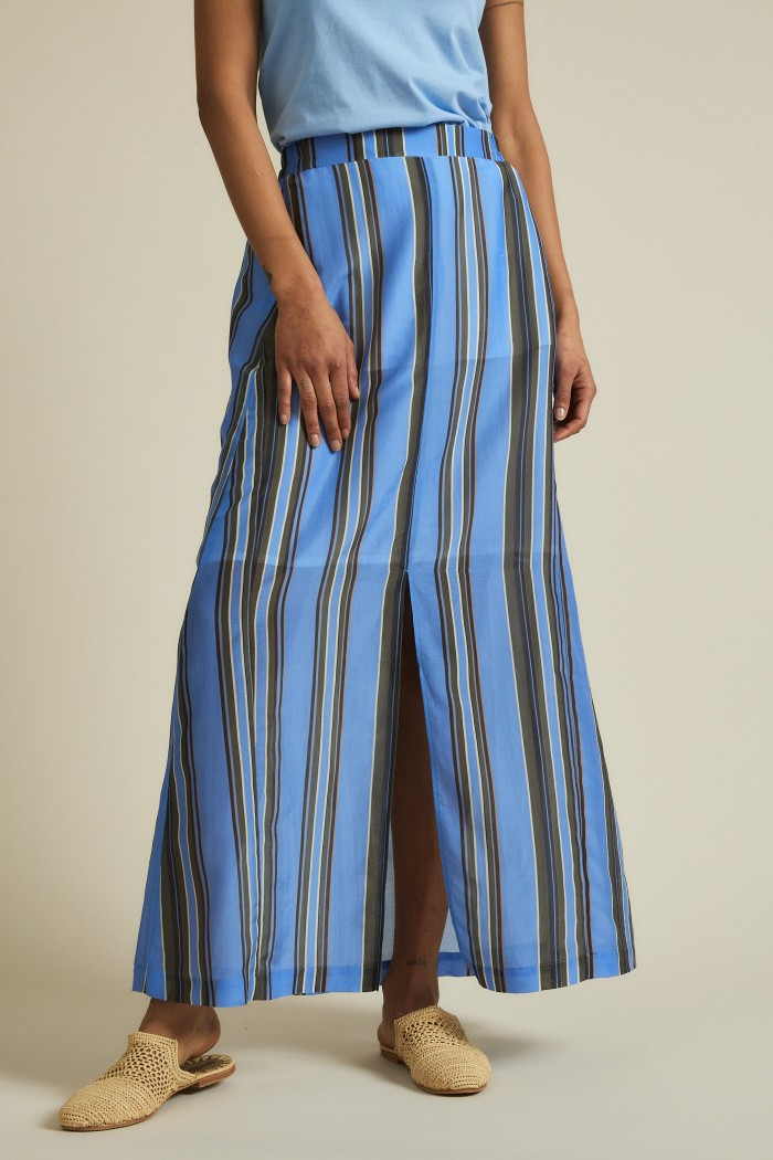 Maxirock Print Stripe