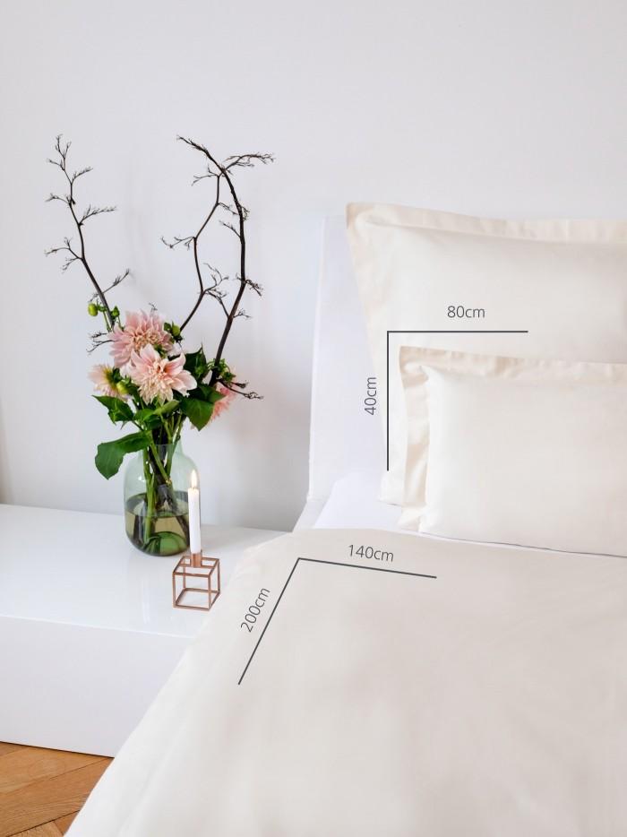 Bettwäsche Set aus Bio-Baumwolle