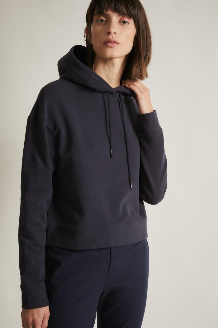 Hooded Sweatshirt GOTS