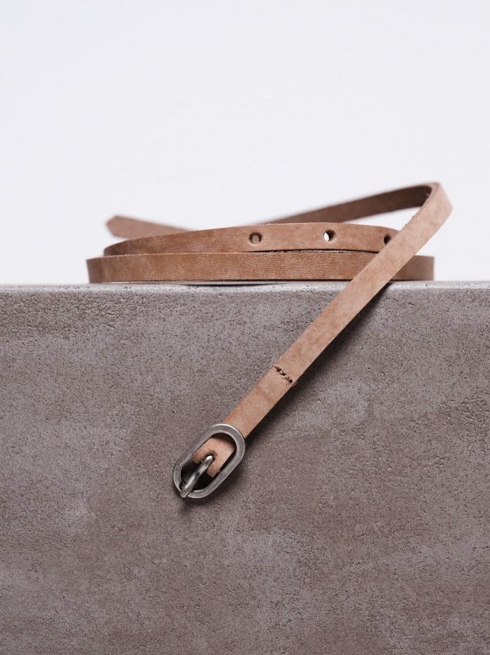 Thin belt