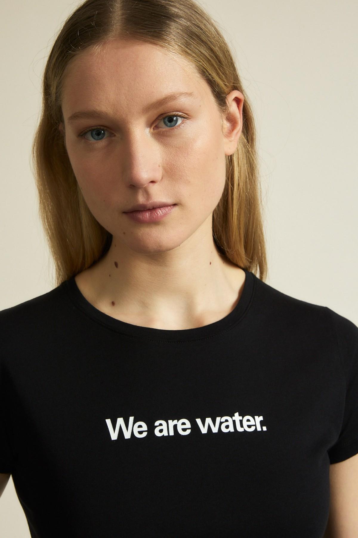 Charityshirt we are water