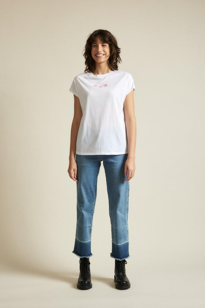 """Charityshirt """"mosaik"""""""