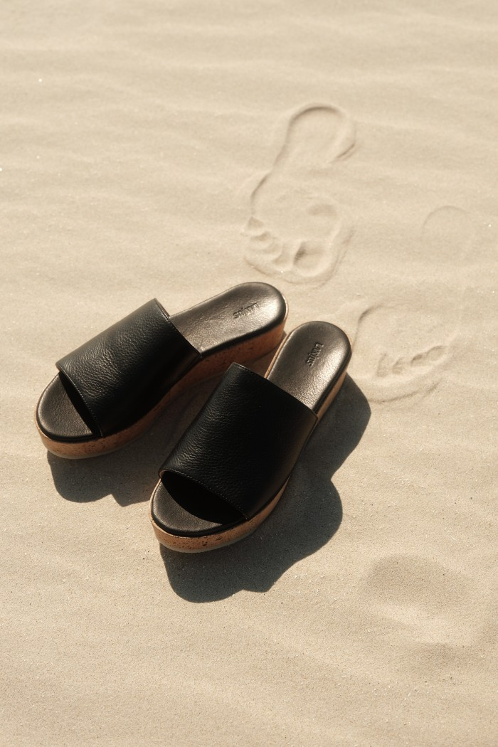 Block sandal
