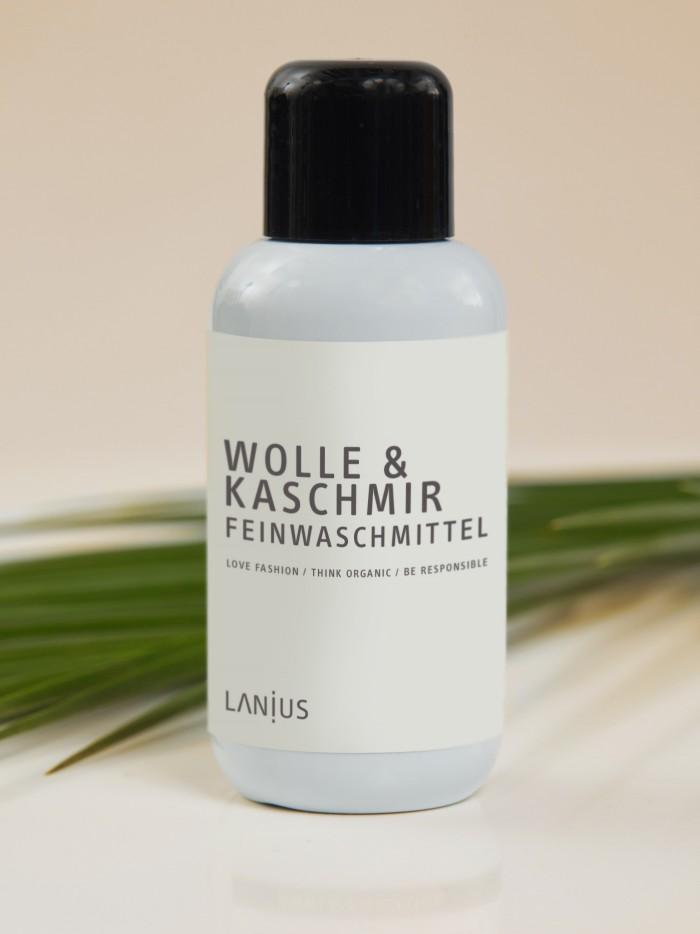 Waschmittel Wolle & Kaschmir klein