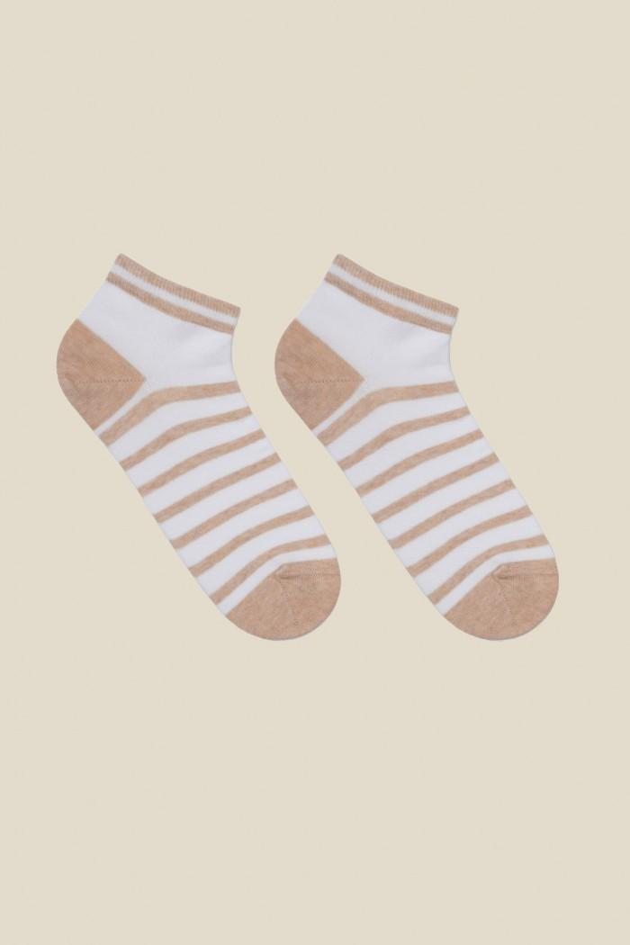 Sneaker socks GOTS