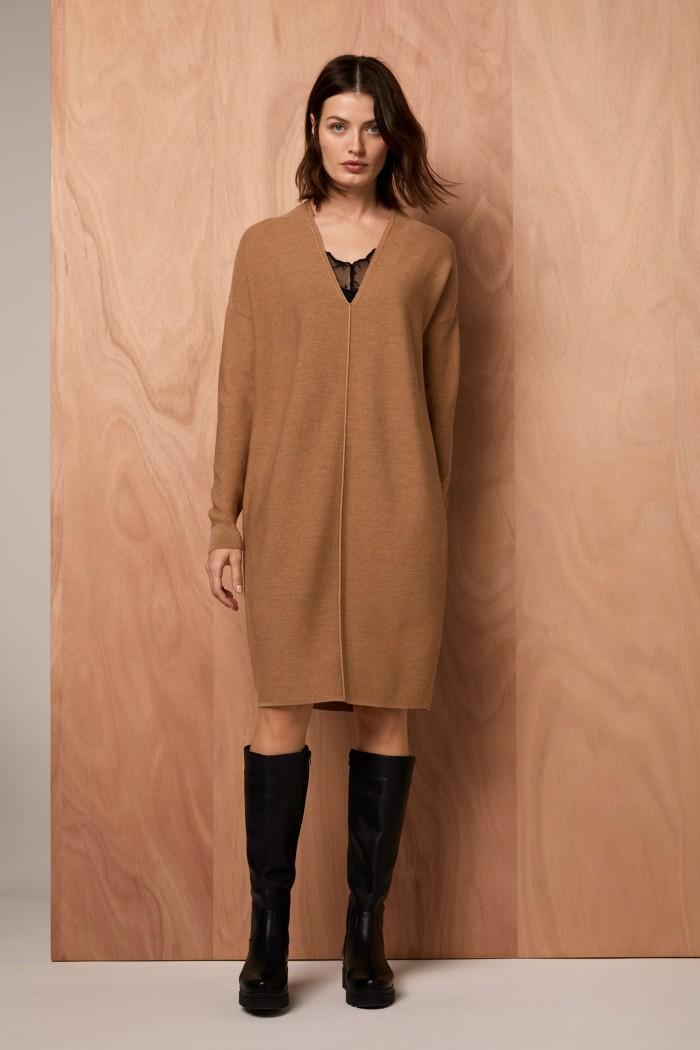 Knit Dress GOTS
