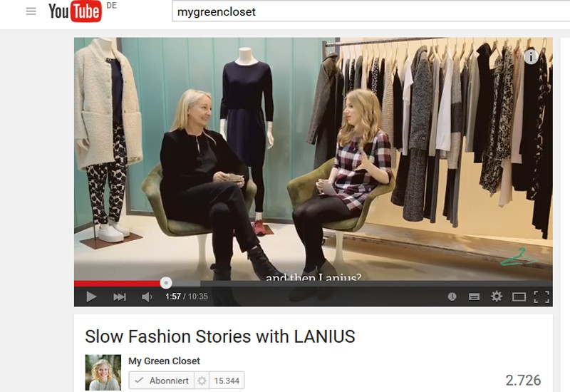inverview_mygreencloset_video