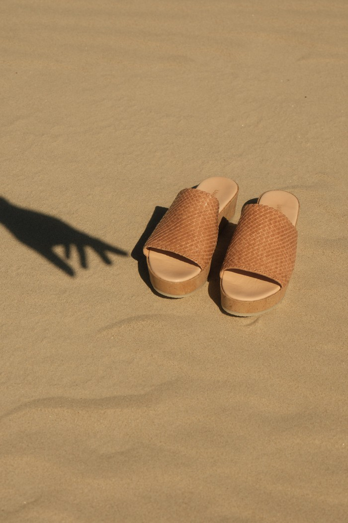 Block Sandale