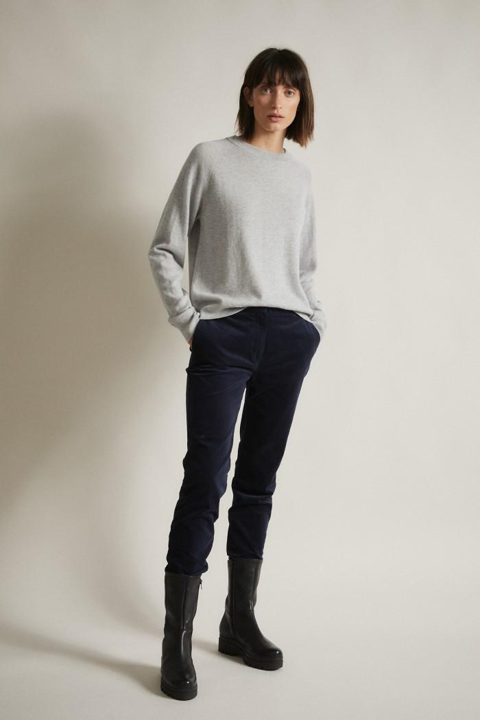 Velvet-Pants