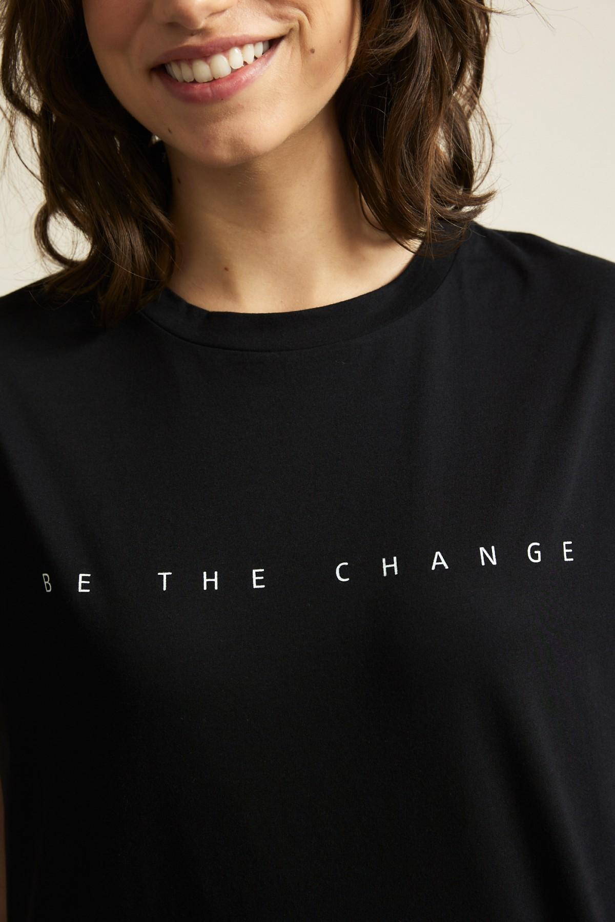"Shirt ""Change"""