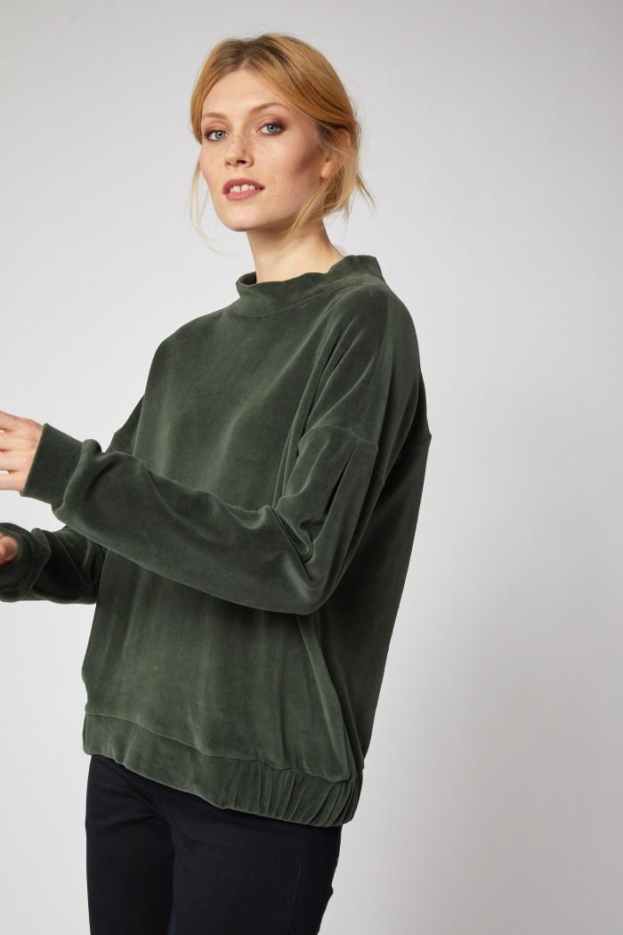 NICKI-LANGARMSHIRT aus Bio-Baumwolle GOTS
