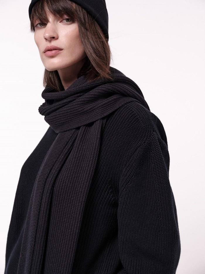Schal aus Bio-Baumwolle