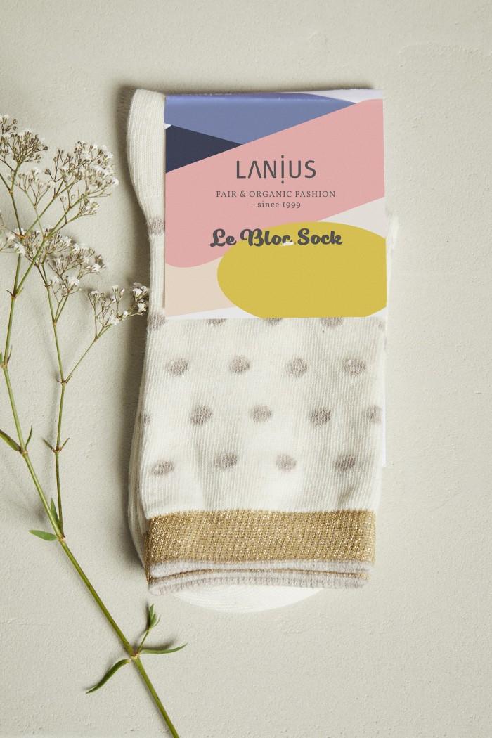 Mottled Socks